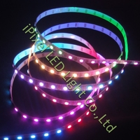 ws2812b 60 pixel per meter rgb flexible led strip