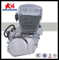 Single Cylinder Air Cooled Zongshen 250cc Passenger Tricycle Engine