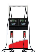 petrol pump fuel dispenser