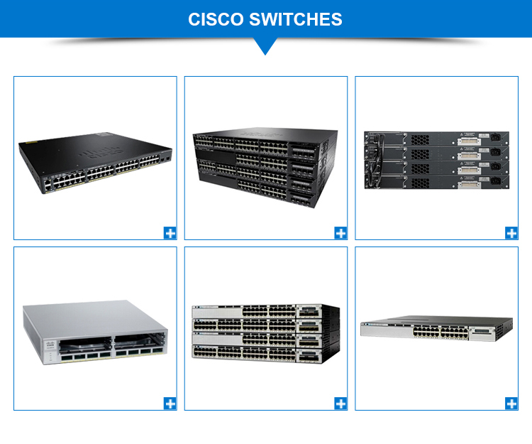 WS-C3750V2-48PS-E cisco PoE Switch