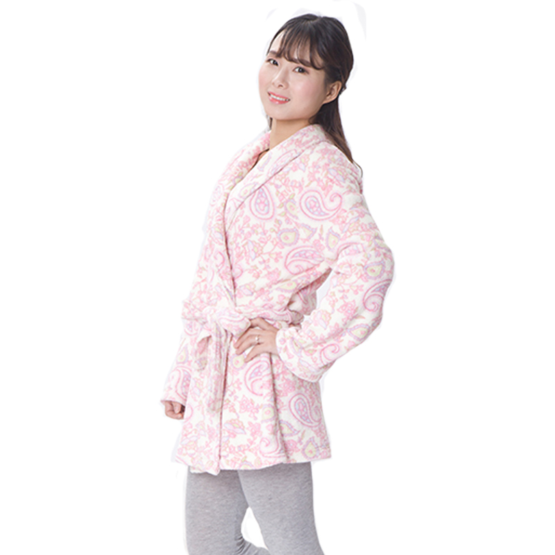 100% polyester super soft young girls sexy nightwear