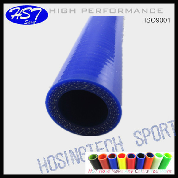 1.25 inch Auto/ ATV/ Marine 5 ply fabric reinforced straight silicone hose