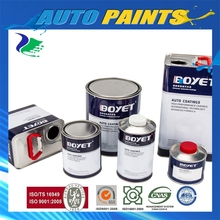 Auto Car Acrylic Paint Metallic Colors Supplier