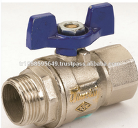 1/2'' Full Bore Ball Valve with Butterfly Sleeve MF