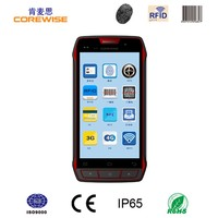 android 4.3 quad-core 5 inch rfid rugged smart phones