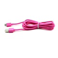 Colorful High Speed Fast Durable Nylon Braided Micro USB Charging Data Cable for Android