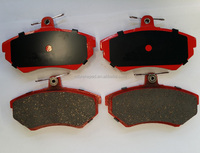 China Supplier Spare Part Car Asbestos Free Brake Pads D704