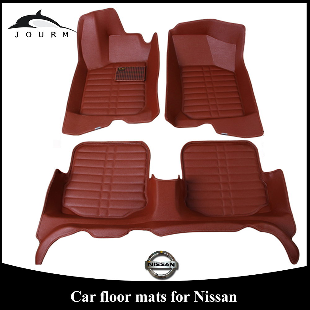 China high quality top brand foot mat car for nissa n juke parts