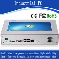 Low consumption touch screen industrial panel PC