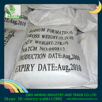Bulk Soluble Salt 96% 98% Cement Additive And Road Salt Free Registration Companies Sodium Formate Best Price