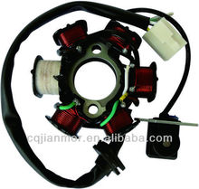 C100-6 half wave magneto coil/stator of motorcycle parts
