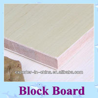 ash tree block board/block glue board