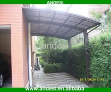 Long-lasting and Reliable metal frame carport