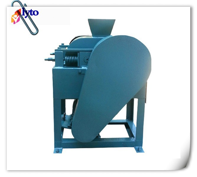 Lyto factory sale favorable price 0.5-3mm output two roller mill iron ore roll crushing mill