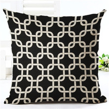 Indoor Home Sofa Polyester/cotton Comfortable Soft Cushion