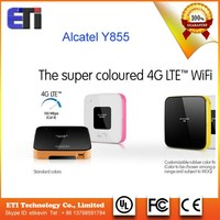 Alcatel Y855 Unlocked 150Mbps 4G LTE FDD Wireless Router 3G UMTS Mobile Broadband Pocket WiFi Dongle Hotspot
