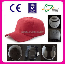 High quality hard abs plastic helmets insert industrial safety bump caps