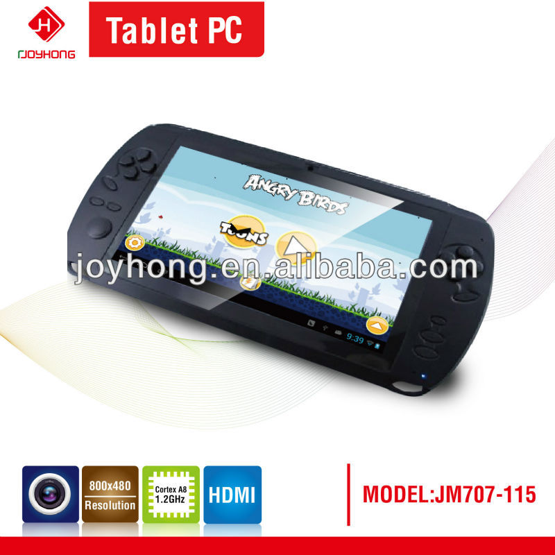7 inch Capacitive Display Game Player