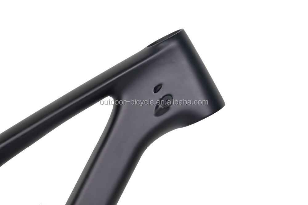 2017 new 29er XC Version MTB M06 Chinese bicycle frame carbon