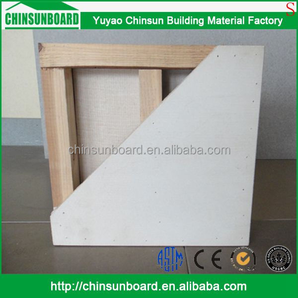 Fireproof Magnesium Oxide Cement Foam Board
