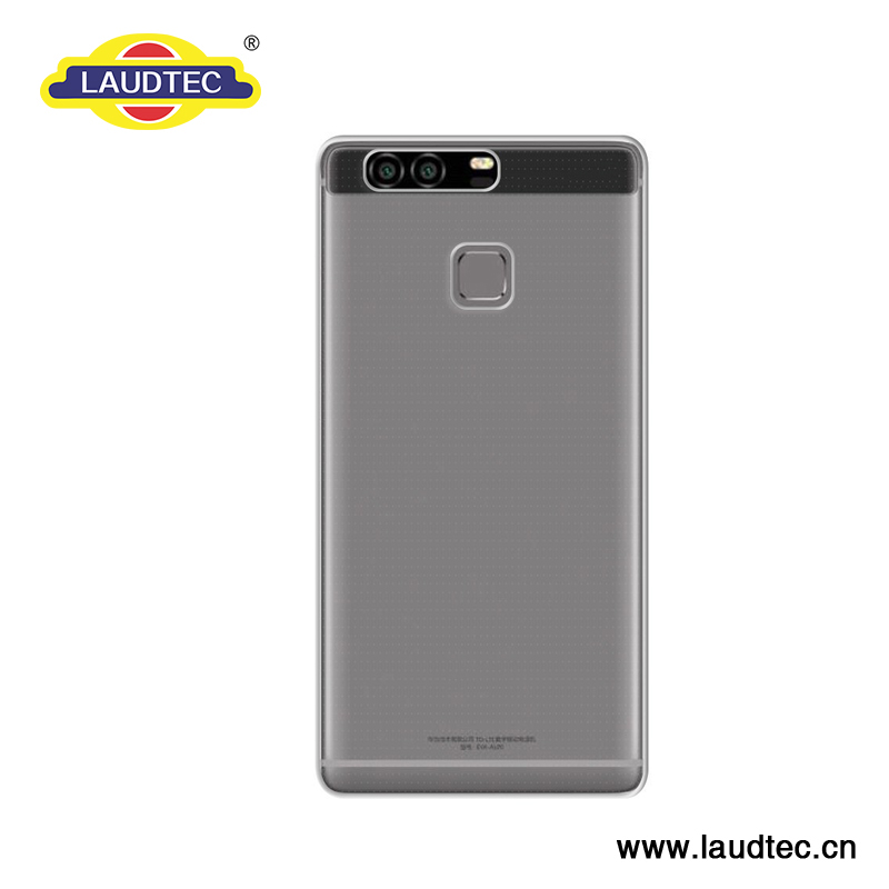 Transparent clear tpu case for Huawei P10 lite