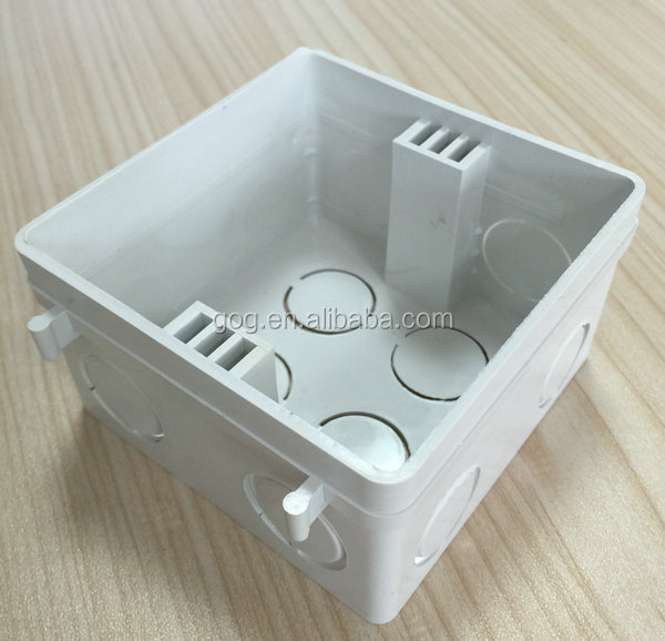 3X6 PVC Electric Switch Boxes