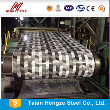 PPGI Color Zinc Prepainted Galvanized Steel Coil, Galvanized Steel for Building Decoration