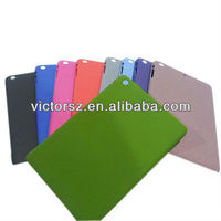 Quicksand Like case Matte Hard back Plastic Case For iPad Mini