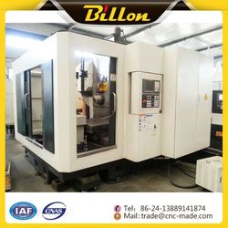2016 Wholesale conventional universal reducing time cnc milling machine for metal