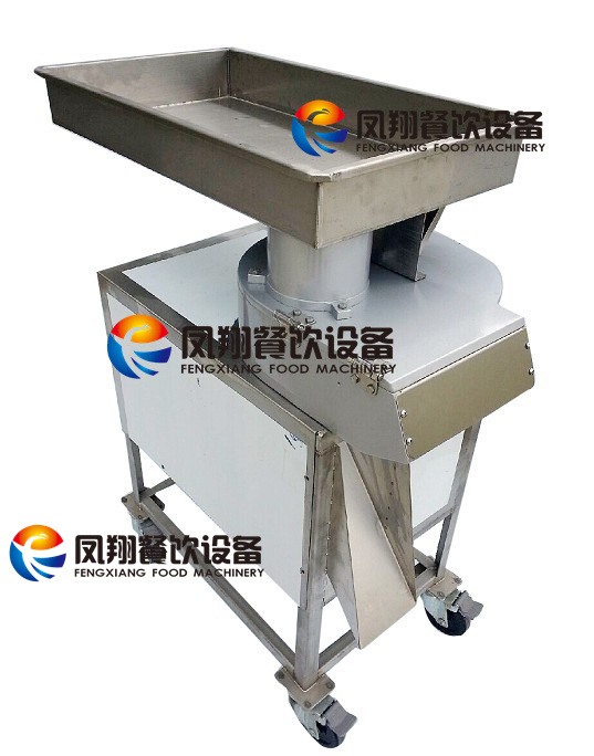 FC-613 Big cube cutter for carrot and potato , vegetable cutting machine fruit dicer