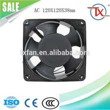 220V 230V ac Axial Fan 120mm x 38mm 120 x 38 mm case fan