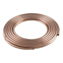 "american standard 1/4"" 3/8"" 1/2"" 5/8"" Inch air Conditioning pancake coil copper tube Copper Tube Type K Soft Coil"