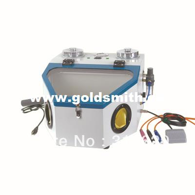 Hot Sale Sandblasting machine For Jewelry and dental polishing with Three Pen Good Quality Low Price Fast Delivery Time