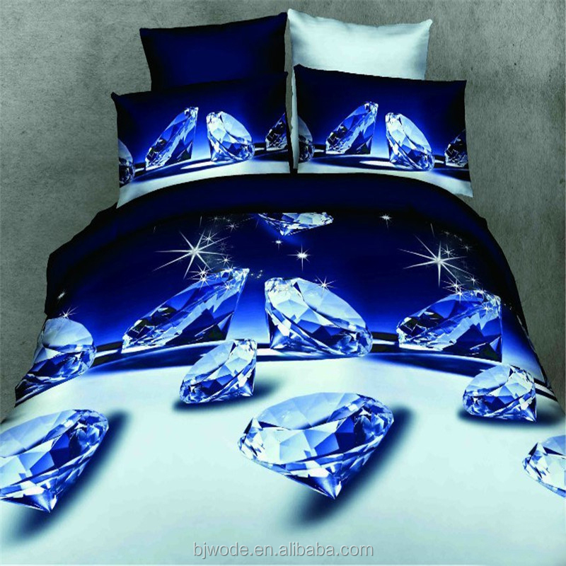 Article pillow case cover silk price per meter 3d duvet cover sets bedding set bed
