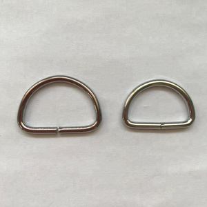 FS-9067 Foshan popular bag hardware D ring cheaper price bag accessories
