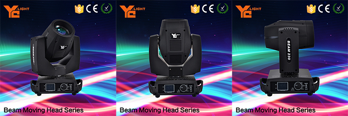 Trade Assured Factory 16CH 20CH 230W Moving Heads Lighting