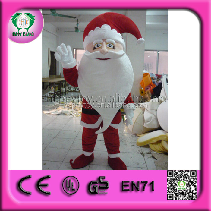 HI CE high quality cute / unique christmas mascot costumes