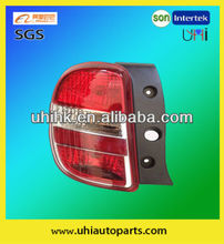 Car/auto body parts---car modified LED taillamp/taillight for nissan march 2011