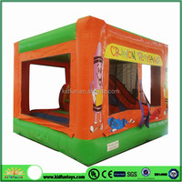 attractive inflatable combo games ,fun inflatable combo bouner , bouncy castle
