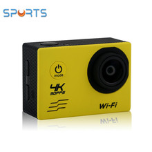 Hot-sale sport ultra full HD camera1080p 60pfs X3 4K @ 30fps action cam SJ8000 4K Action Camera Wifi