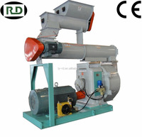Rongda wood pellet machine