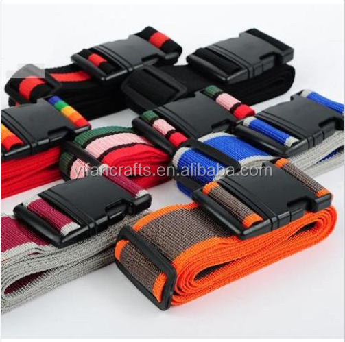 NEW Travel Suitcase Baggag Luggage Backpack Adjustable Strap Belt -Quick Releas