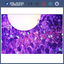 giant inflatable wifi led zygote ball for party, concert, festival, crowd
