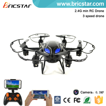 Newest selling toys sample drone smartphone controlled robot toys