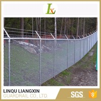 Chain Link Fence Cost,Brown Vinyl Coated Chain Link Fence