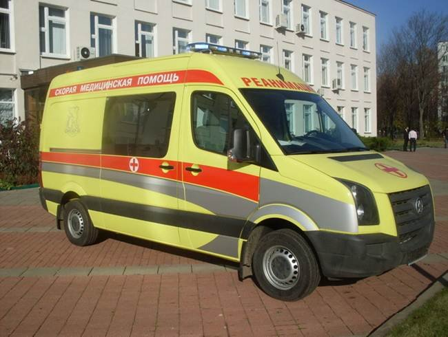 SICAR Ambulance S10