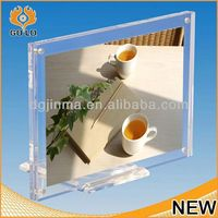 fashional rolling photo frame,glass block photo frame,mirror photo frame wall clock