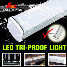 innovative and powerful lighting hotsell led tri-proof light animal tube