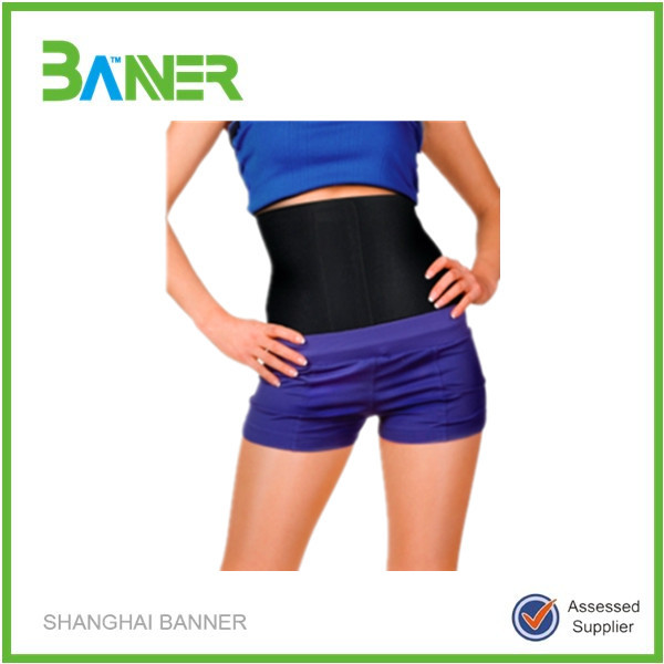 Hot exercise wrap waist trimmer losing weight waist belt