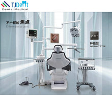 High Quality Multifunction Implant Dental Chair Unit, Luxury Dental Unit For Implant Surgery